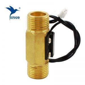 DN15 мъжки магнитни превключватели за потока от месинг