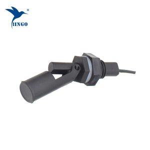 пластмасов хоризонтално странично монтиран 2-жилен плаващ превключвател с магнитно ниво на нивото на нивото на нивото с превключвател