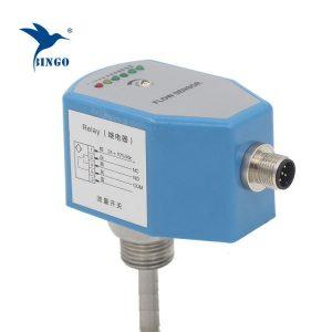"""нов продукт 1/2 """"сензор за топлинен поток електронни датчици за поток / превключвател за вода, масло и въздух"""